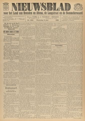 Nieuwsblad het land van Heusden en Altena de Langstraat en de Bommelerwaard 1932-06-08
