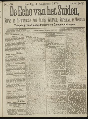 Echo van het Zuiden 1878-08-04