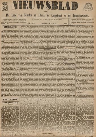 Nieuwsblad het land van Heusden en Altena de Langstraat en de Bommelerwaard 1897-05-22