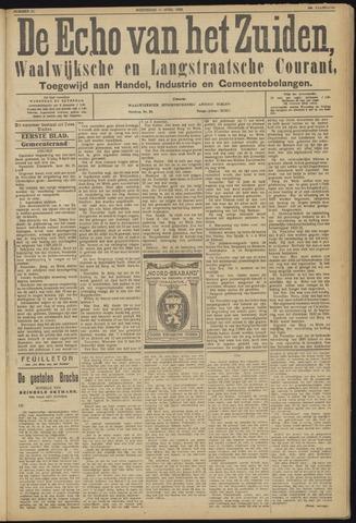 Echo van het Zuiden 1923-04-11
