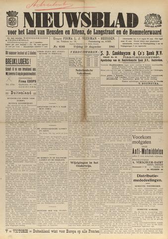 Nieuwsblad het land van Heusden en Altena de Langstraat en de Bommelerwaard 1941-08-15