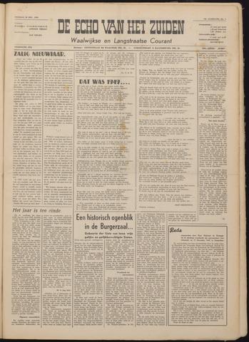 Echo van het Zuiden 1949-12-30