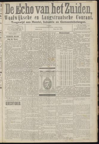 Echo van het Zuiden 1924-08-16