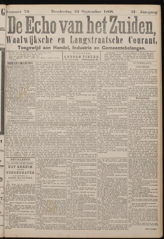 Echo van het Zuiden 1908-09-24