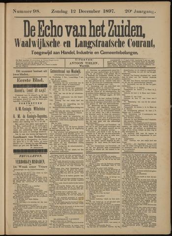 Echo van het Zuiden 1897-12-16