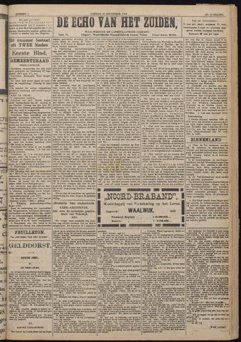 Echo van het Zuiden 1918-09-22