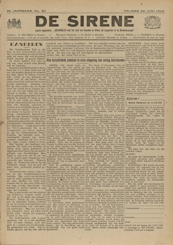 De Sirene 1945-06-22