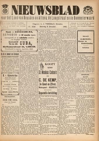 Nieuwsblad het land van Heusden en Altena de Langstraat en de Bommelerwaard 1921-12-03