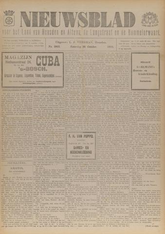 Nieuwsblad het land van Heusden en Altena de Langstraat en de Bommelerwaard 1918-10-26