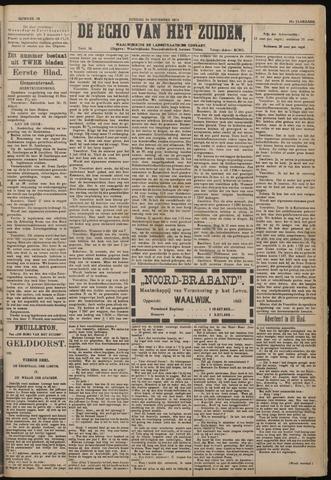 Echo van het Zuiden 1918-11-24