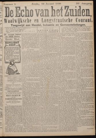Echo van het Zuiden 1909-01-24