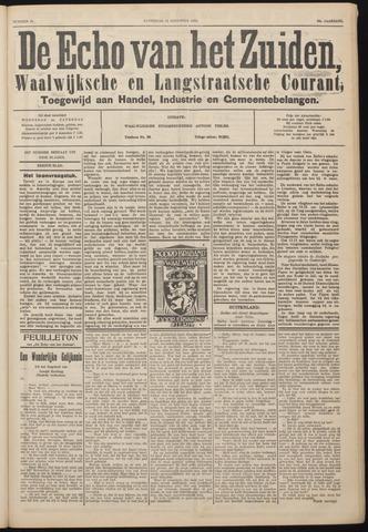 Echo van het Zuiden 1933-08-12