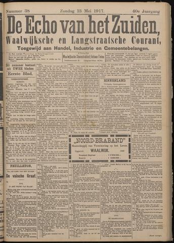 Echo van het Zuiden 1917-05-13