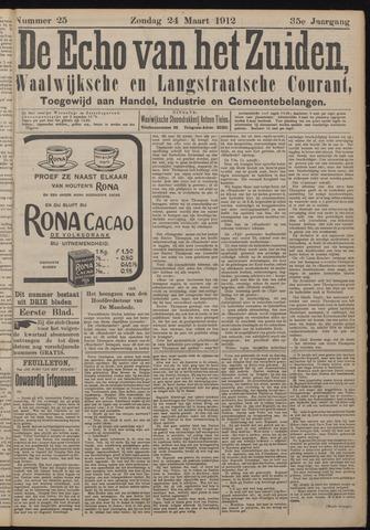 Echo van het Zuiden 1912-03-24