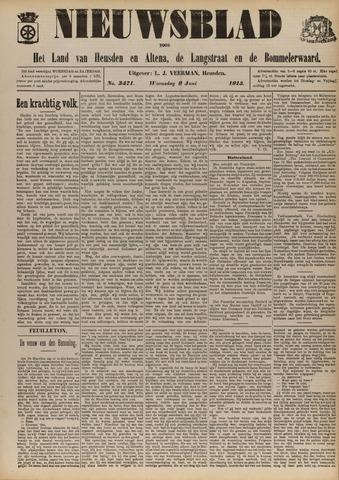 Nieuwsblad het land van Heusden en Altena de Langstraat en de Bommelerwaard 1915-06-09