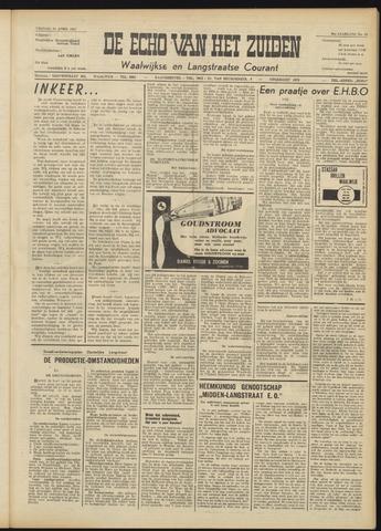 Echo van het Zuiden 1957-04-19