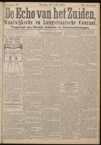 Echo van het Zuiden 1909-07-25