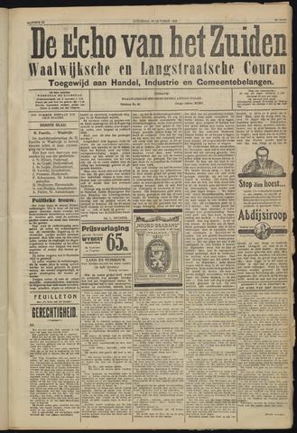 Echo van het Zuiden 1924-10-18