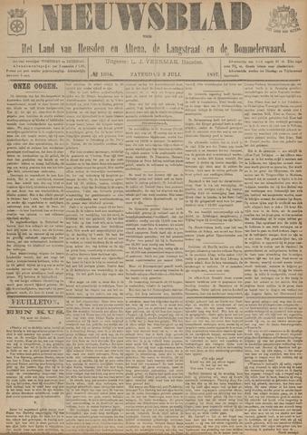 Nieuwsblad het land van Heusden en Altena de Langstraat en de Bommelerwaard 1897-07-03