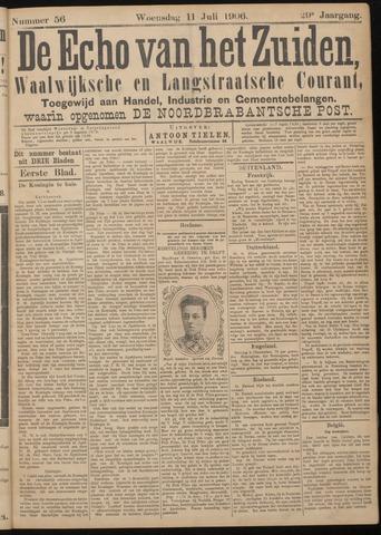 Echo van het Zuiden 1906-07-11