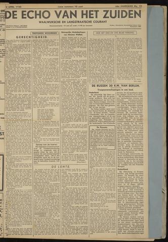 Echo van het Zuiden 1945-04-20