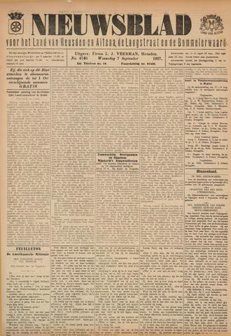 Nieuwsblad het land van Heusden en Altena de Langstraat en de Bommelerwaard 1927-09-07