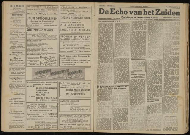 Echo van het Zuiden 1948-03-09