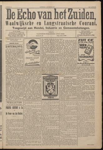 Echo van het Zuiden 1926-12-04