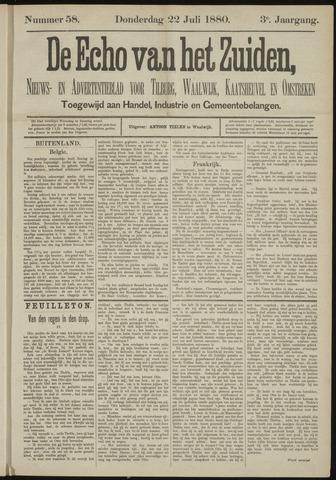 Echo van het Zuiden 1880-07-22