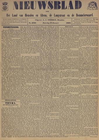 Nieuwsblad het land van Heusden en Altena de Langstraat en de Bommelerwaard 1908-01-11