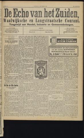 Echo van het Zuiden 1929-09-07