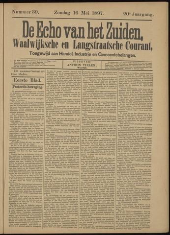 Echo van het Zuiden 1897-05-16
