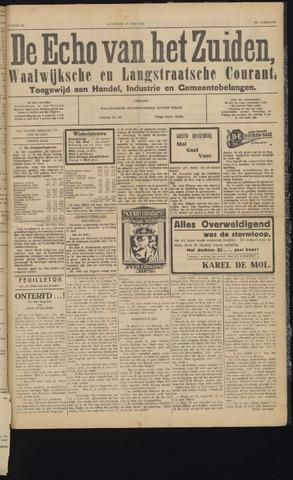 Echo van het Zuiden 1931-06-27