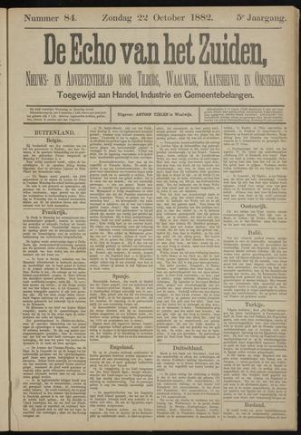 Echo van het Zuiden 1882-10-22
