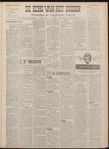 Echo van het Zuiden 1951-04-30