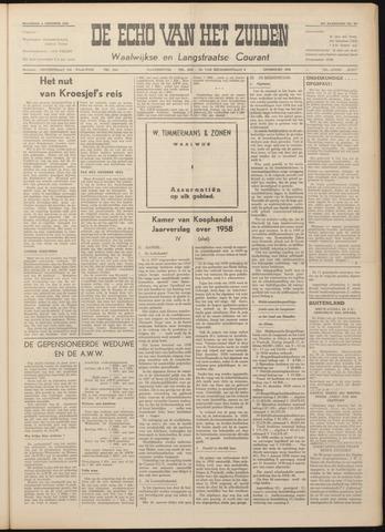 Echo van het Zuiden 1959-10-05