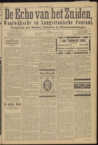 Echo van het Zuiden 1923-02-24