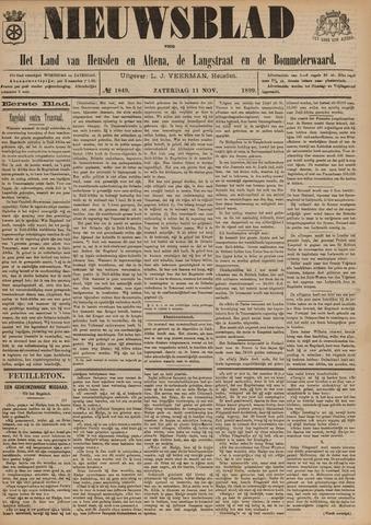 Nieuwsblad het land van Heusden en Altena de Langstraat en de Bommelerwaard 1899-11-11