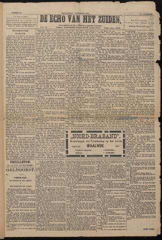Echo van het Zuiden 1918-11-07