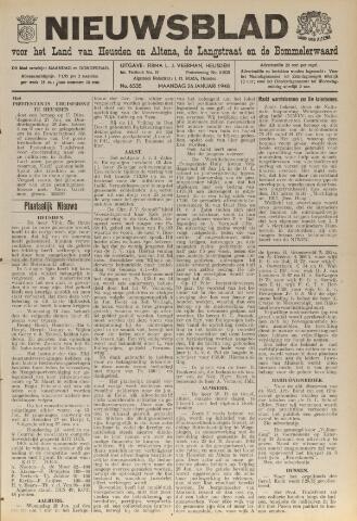 Nieuwsblad het land van Heusden en Altena de Langstraat en de Bommelerwaard 1948-01-26