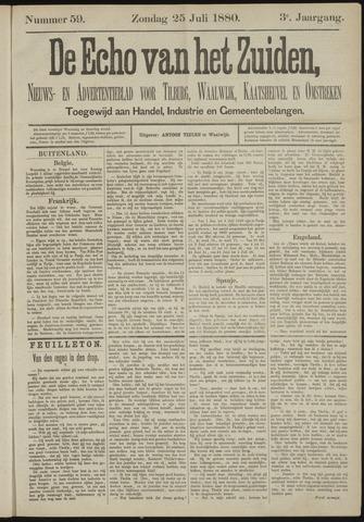 Echo van het Zuiden 1880-07-25