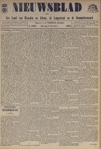 Nieuwsblad het land van Heusden en Altena de Langstraat en de Bommelerwaard 1909-11-06