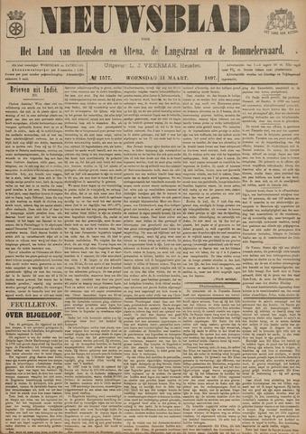 Nieuwsblad het land van Heusden en Altena de Langstraat en de Bommelerwaard 1897-03-31