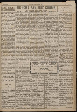 Echo van het Zuiden 1918-10-10