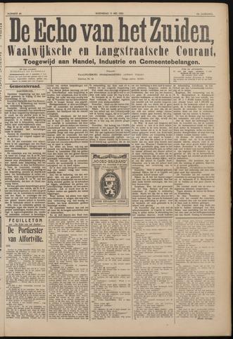 Echo van het Zuiden 1922-05-17