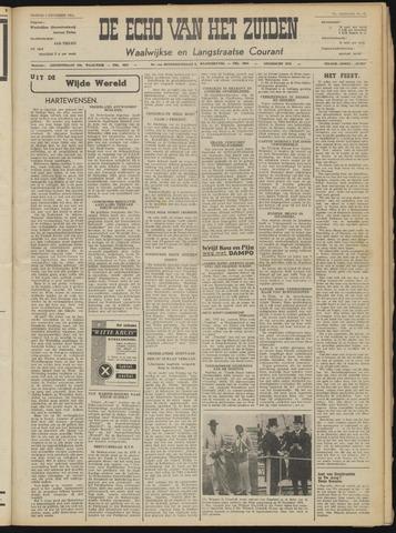 Echo van het Zuiden 1954-12-03