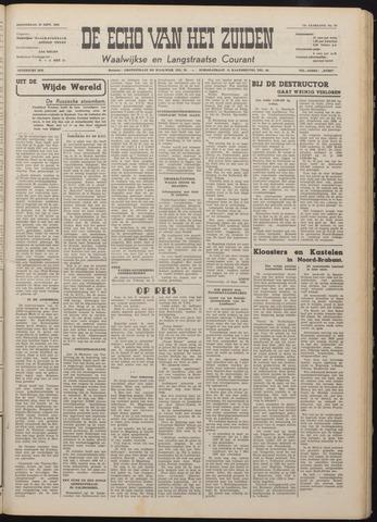 Echo van het Zuiden 1949-09-29