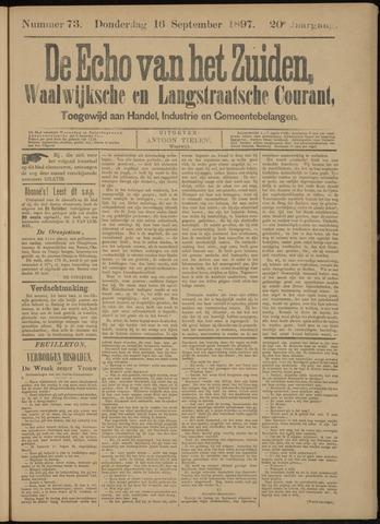 Echo van het Zuiden 1897-09-19