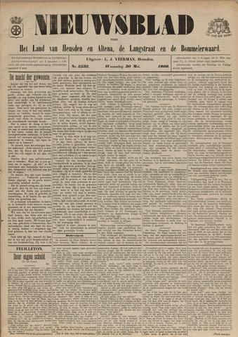 Nieuwsblad het land van Heusden en Altena de Langstraat en de Bommelerwaard 1906-05-30