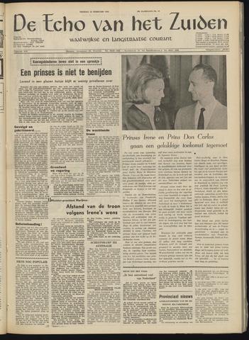 Echo van het Zuiden 1964-02-06